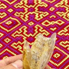 Coleccionismo de minerales: CUARZO QUARTZ, GANESH HIMAL DHADING TIPLING MINE, NEPAL HIMALAYA. Lote 277154303