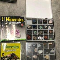 Coleccionismo de minerales: COLECCION MINERALES DE GRAN TAMAÑO. Lote 277163728