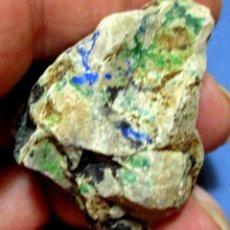 Coleccionismo de minerales: CONICALCITA-MOLVÍZAR-GRANADA U-114. Lote 278475523