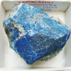 Coleccionismo de minerales: LAPISLÁZULI. Lote 280595683