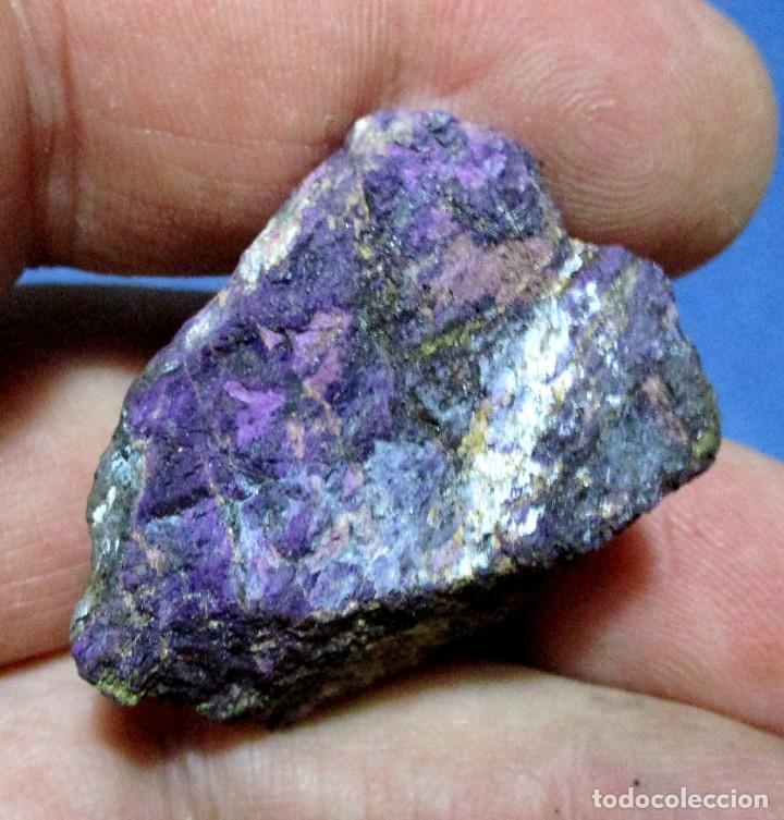 PURPURITA-SABUGAL-PORTUGAL S-968 (Coleccionismo - Mineralogía - Otros)