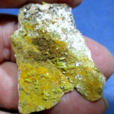 Colecionismo de minerais: PIROMORFITA-SANTA EUFEMIA-CORDOBA S-965. Lote 288158743