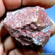Colecionismo de minerais: CINABRIO-ALMADÉN-CIUDAD REAL S-946. Lote 288164343