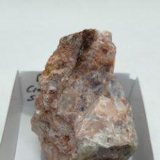 Coleccionismo de minerales: BARITINA - MINERAL. 4X4 CM. Lote 288226813