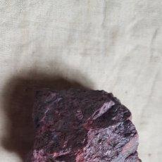 Coleccionismo de minerales: ROCA CINABRIO PURO 678 GRAMOS. Lote 289427743