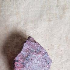 Coleccionismo de minerales: ROCA CINABRIO 142 GRAMOS. Lote 289431023