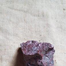 Coleccionismo de minerales: ROCA CINABRIO 42 GRAMOS. Lote 289431813