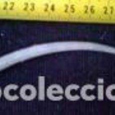 Coleccionismo de moluscos: CARACOLA MARINA CUERNO 7, 8 CM. Lote 70341625