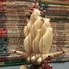Coleccionismo de moluscos: BARCO CONCHAS. MALACOLOGÍA.. Lote 98407991
