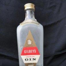 Coleccionismo Otros Botellas y Bebidas: BOTELLA GINEBRA GILBEY'S.. Lote 81830064
