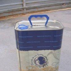 Coleccionismo Otros Botellas y Bebidas: LATA ACEITE 5 LITROS. Lote 81906660