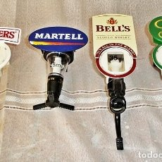 Coleccionismo Otros Botellas y Bebidas: DISPENSADORES PARA BOTELLAS - BAR PUB. Lote 84918084