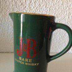 Coleccionismo Otros Botellas y Bebidas: JARRA WHISKY JB. Lote 85940332