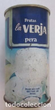 Coleccionismo Otros Botellas y Bebidas: CINCO ANTIGUAS LATAS DE ZUMO - AÑOS 70 - Foto 5 - 87806540