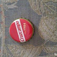 Coleccionismo Otros Botellas y Bebidas: CHAPA CORONA CERVEZA CRUZCAMPO MUY DIFÍCIL ESPECIAL NAVIDAD JAEN. Lote 96168696