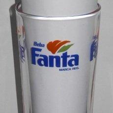 Coleccionismo Otros Botellas y Bebidas: VASO FANTA. Lote 89087392