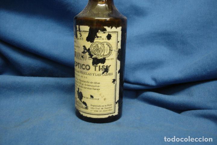 Coleccionismo Otros Botellas y Bebidas: ANTIGUO FRASCO DE ELIXIR EUPÉPTICO DE LABORATORIOS MIRABENT, BARCELONA - Foto 6 - 90472524