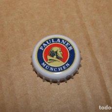 Coleccionismo Otros Botellas y Bebidas: CHAPA TAPÓN CORONA CERVEZA PAULANER. ABIERTA SIN DOBLAR NI ROCES.. Lote 91840315