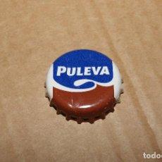 Coleccionismo Otros Botellas y Bebidas: CHAPA TAPON CORONA BATIDO PULEVA CHOCOLATE. LIGERO DOBLEZ Y ROCE.. Lote 91843165