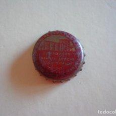 Coleccionismo Otros Botellas y Bebidas: CHAPA CORCHO - SERRANITA. Lote 92196580