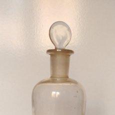 Coleccionismo Otros Botellas y Bebidas: BOTELLA DE ALCOHOL MEDICO S. XIX.. Lote 93876024