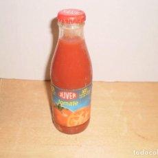Coleccionismo Otros Botellas y Bebidas: BOTELLA 15CL ZUMO TOMATE JUVER SIN ABRIR AÑO 95. Lote 94178290