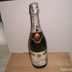 Coleccionismo Otros Botellas y Bebidas: BOTELLA 70CL SIDRA ZARRACINA GIJON SIN ABRIR. Lote 94339442