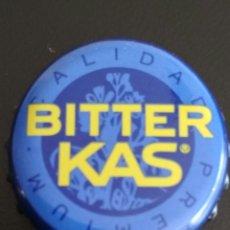 Coleccionismo Otros Botellas y Bebidas: CHAPA DE BITTER KAS. Lote 94930495