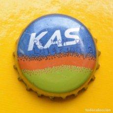 Coleccionismo Otros Botellas y Bebidas: CHAPA KAS. Lote 95161123