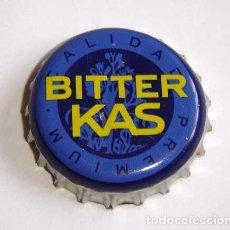 Coleccionismo Otros Botellas y Bebidas: CHAPA BOTELLA BITTER KAS. Lote 95998543