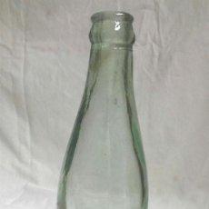Coleccionismo Otros Botellas y Bebidas: BOTELLIN REFRESCO CASA GARCÍA MANLLEU, SERIGRAFIADA, BUEN ESTADO. Lote 96093151