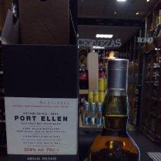 Coleccionismo Otros Botellas y Bebidas: WHISKY PORT ELLEN 1979 - 5TH RELEASE. Lote 96159239