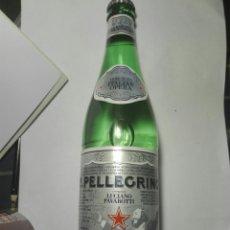Coleccionismo Otros Botellas y Bebidas: BOTELLA AGUA MINERAL S.PELLEGRINO ITALIA EDIC. PAVAROTTI. Lote 96188908