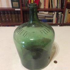 Coleccionismo Otros Botellas y Bebidas: DAMAJUANA DE FONT VELLA. Lote 96314455