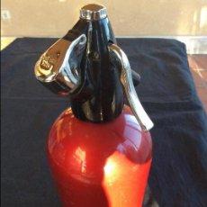 Coleccionismo Otros Botellas y Bebidas: SIFÓN. Lote 97080279