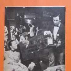 Coleccionismo Otros Botellas y Bebidas: PUBLICIDAD 1972 - COLECCION BEBIDAS - COINTREAU. Lote 97227019