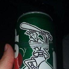 Coleccionismo Otros Botellas y Bebidas: . ANTIGUA LATA DE 33 CL 7UP 7 UP ESPAÑA REFRESCO FABRICADA IMAGEN FIDO DIDO BÉISBOL COOL CAN. Lote 130956955