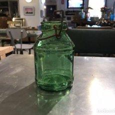 Coleccionismo Otros Botellas y Bebidas: BOTELLA LECHE CONDENSADA. Lote 100628499