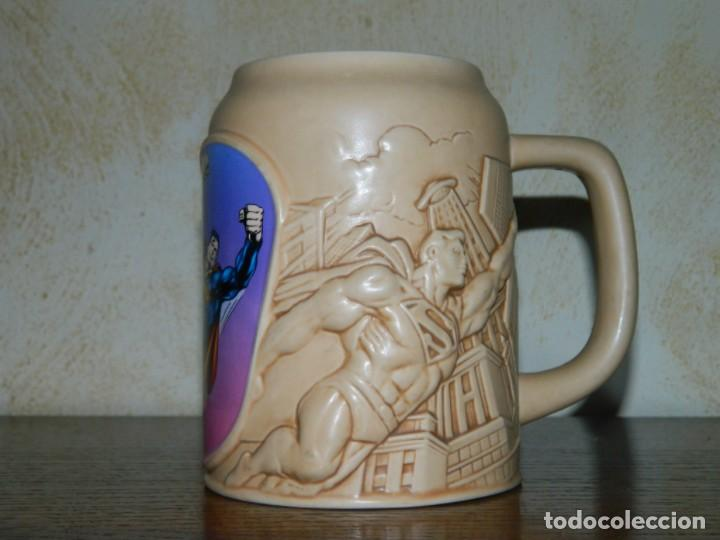 Coleccionismo Otros Botellas y Bebidas: MOVIE WORLD Taza Superman DC: Comics - Foto 2 - 101774471