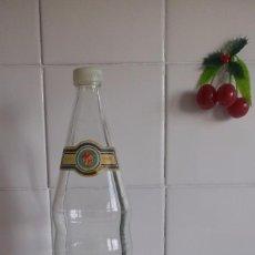 Coleccionismo Otros Botellas y Bebidas: BOTELLA VACIA LA CASERA-AÑOS 80-90. Lote 103135227