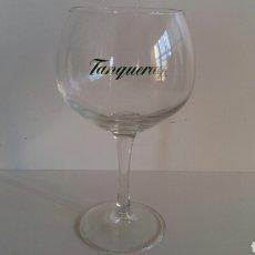 Coleccionismo Otros Botellas y Bebidas: (SEVILLA) COPA TANQUERAY. GINEBRA CRISTAL VIDRIO. Lote 104938094