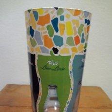 Coleccionismo Otros Botellas y Bebidas: BOTE DE PLASTICO PUBLICIDAD VICHY CATALAN.. Lote 105941927
