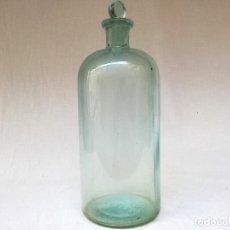 Coleccionismo Otros Botellas y Bebidas: ANTIGUA BOTELLA DE LABORATORIO. Lote 107596967