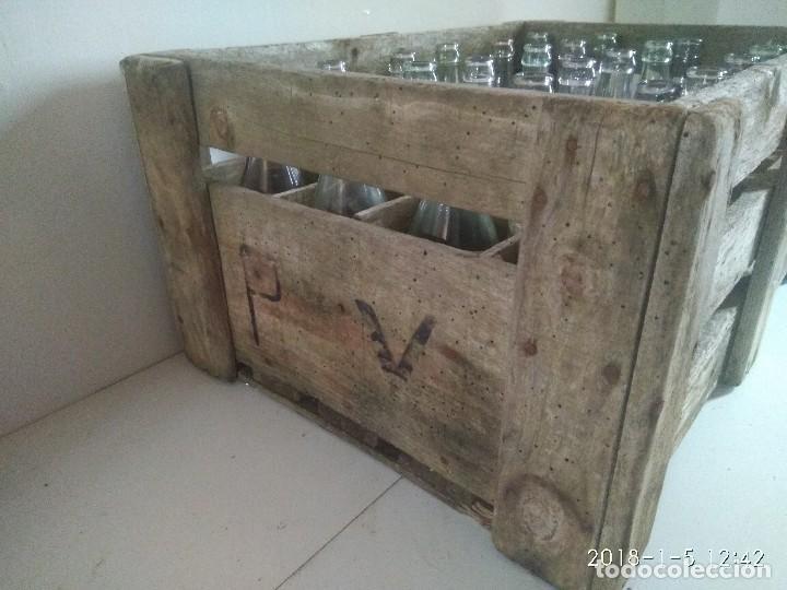 Coleccionismo Otros Botellas y Bebidas: Espectacular caja con 24 botellas De Gaseosa Hobares. Deliciosa en todo tiempo. - Foto 6 - 108238999