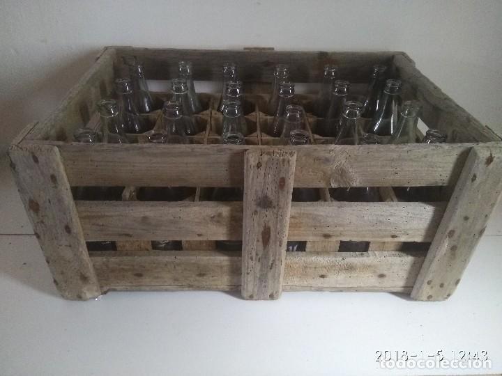 Coleccionismo Otros Botellas y Bebidas: Espectacular caja con 24 botellas De Gaseosa Hobares. Deliciosa en todo tiempo. - Foto 7 - 108238999