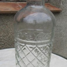 Coleccionismo Otros Botellas y Bebidas: BOTELLA VACÍA DE ANÍS VICENTE BOSCH BADALONA. Lote 110042719