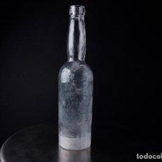 Coleccionismo Otros Botellas y Bebidas: VINOS MEDICINALES ESPINAR SEVILLA, ANTIGUO ENVASE DE VIDRIO 1977. Lote 111409419