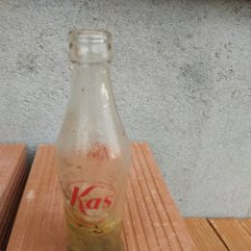 Coleccionismo Otros Botellas y Bebidas: BOTELLA KAS. Lote 112179618