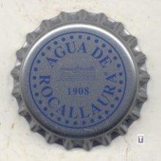 Coleccionismo Otros Botellas y Bebidas: CHAPA AGUA ROCALLAURA XAPA KRONKORKEN TAPPI BOTTLE CAP CAPSULE. Lote 130169139