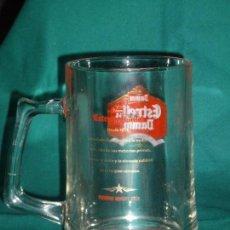 Coleccionismo Otros Botellas y Bebidas: JARRA DE CERVEZA - ESTRELLA DORADA. Lote 113107279